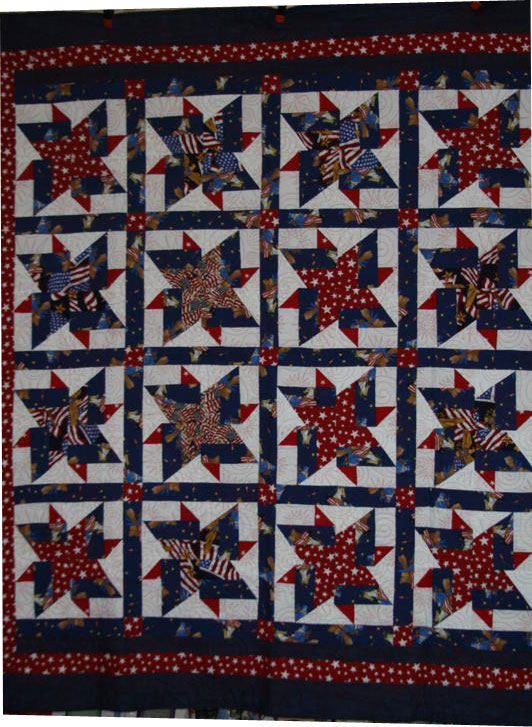 Final Quilt Photos For Navajo Code Talkers Quilts Of Honor