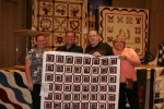 Marine that was at Mt Vernon was awarded a Quilt of Honor