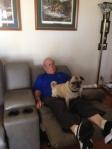 Dad and Zander