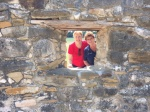 Flo and Debbie Mission San Juan