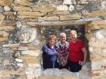 Debbie, Gail, Flo Mission San Juan