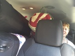 Stuck in the Car
