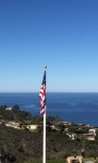 Flag at Mount Soledad