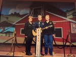 On Stage at the Ryman
